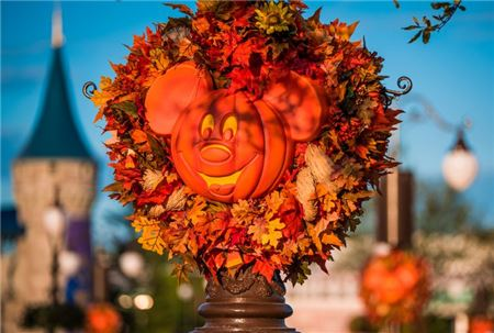 Fall Season Brings New Offerings To Disney World