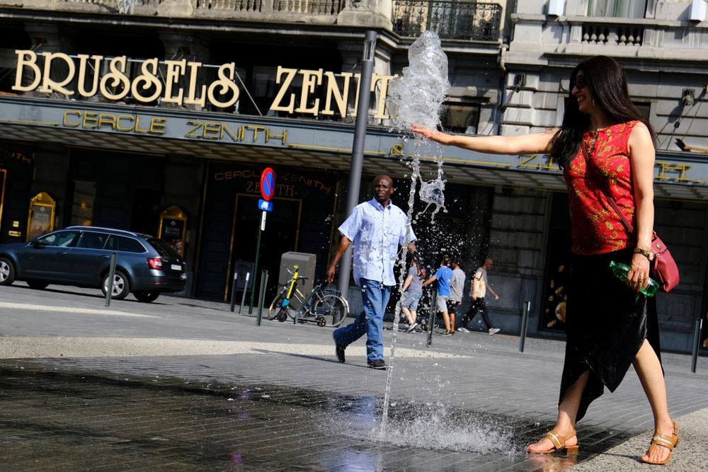 Record Heat Wave in Western Europe Disrupts Some Travel