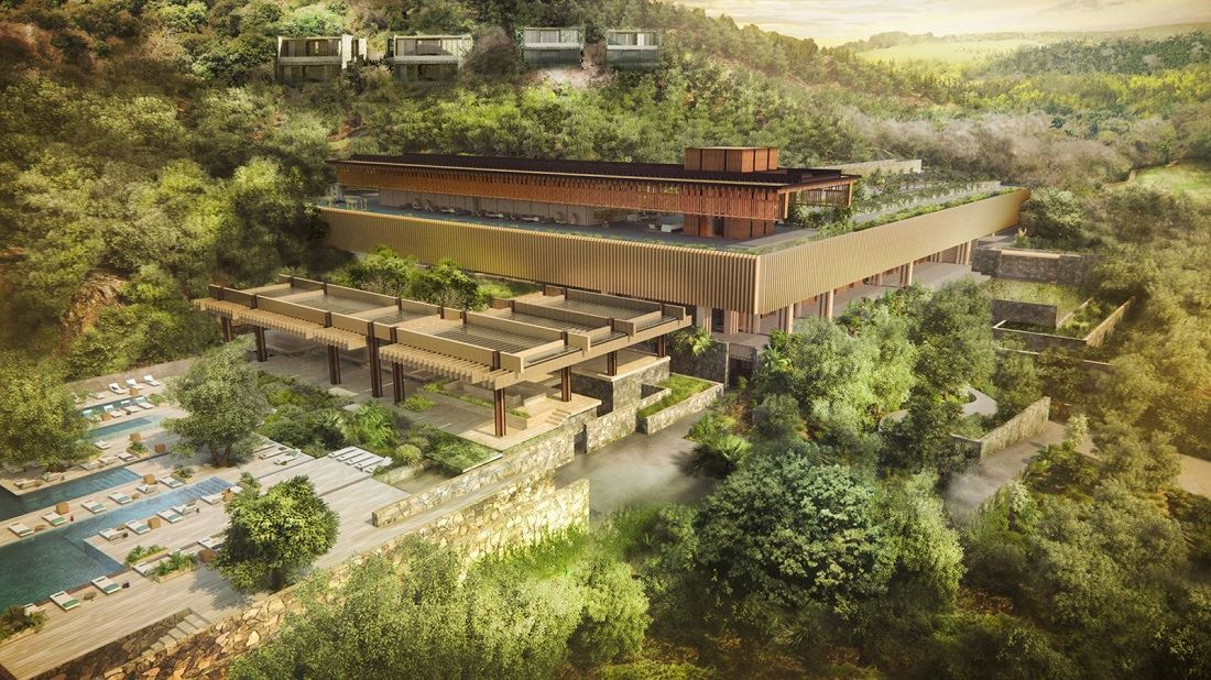 Four Seasons Resort Tamarindo will be located on 2,000 acres of protected eco-reserve.