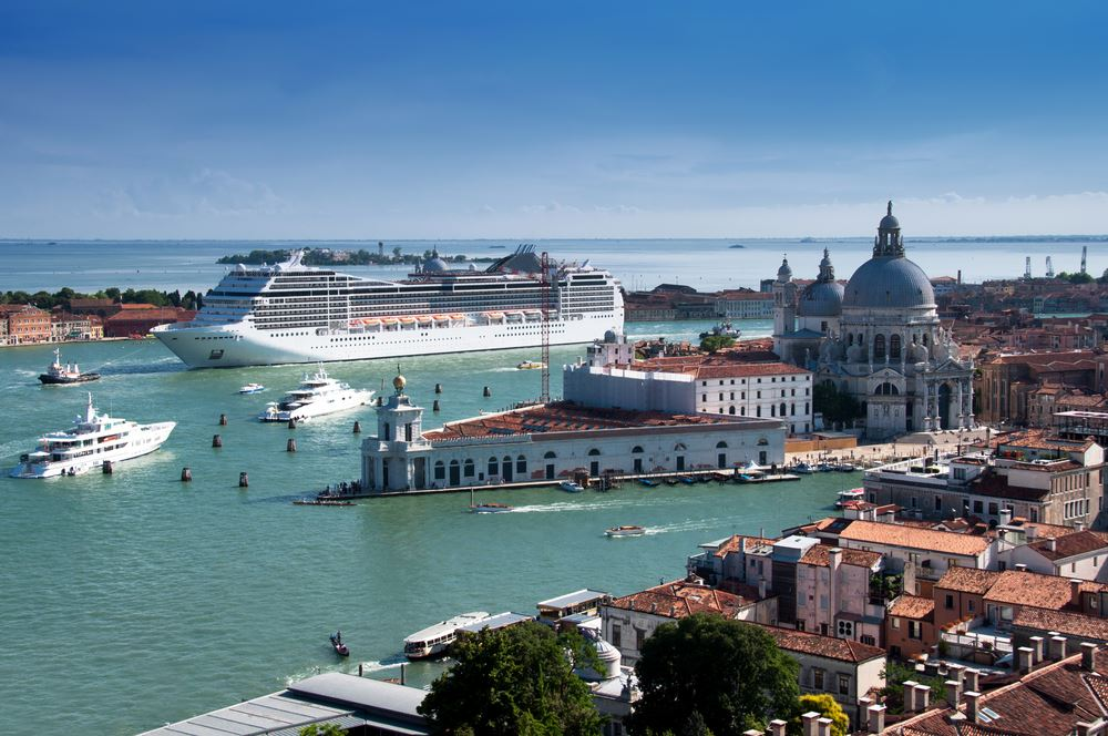 Venice Officially Bans Large Cruise Ships from City Center