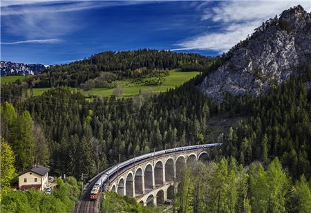 Uniworld to Introduce Cruise, Land and Train Journeys for 2021