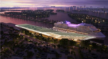 MSC Cruises Gets Approval, Showcases First Images for Miami Terminal