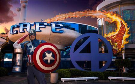 Universal Orlando Adds New Experience to Super Hero Island