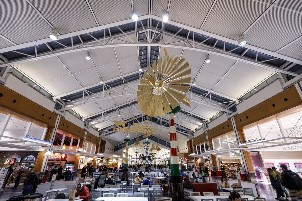 Best Airports in America. Portland.