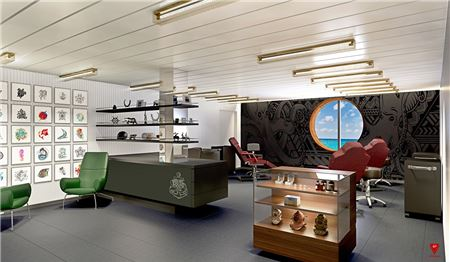 Virgin Voyages First Ship to Feature Tattoo Studio