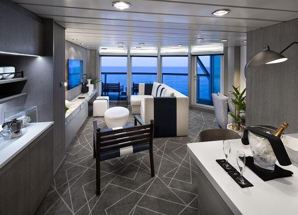 Celebrity Cruises Summit Redesign