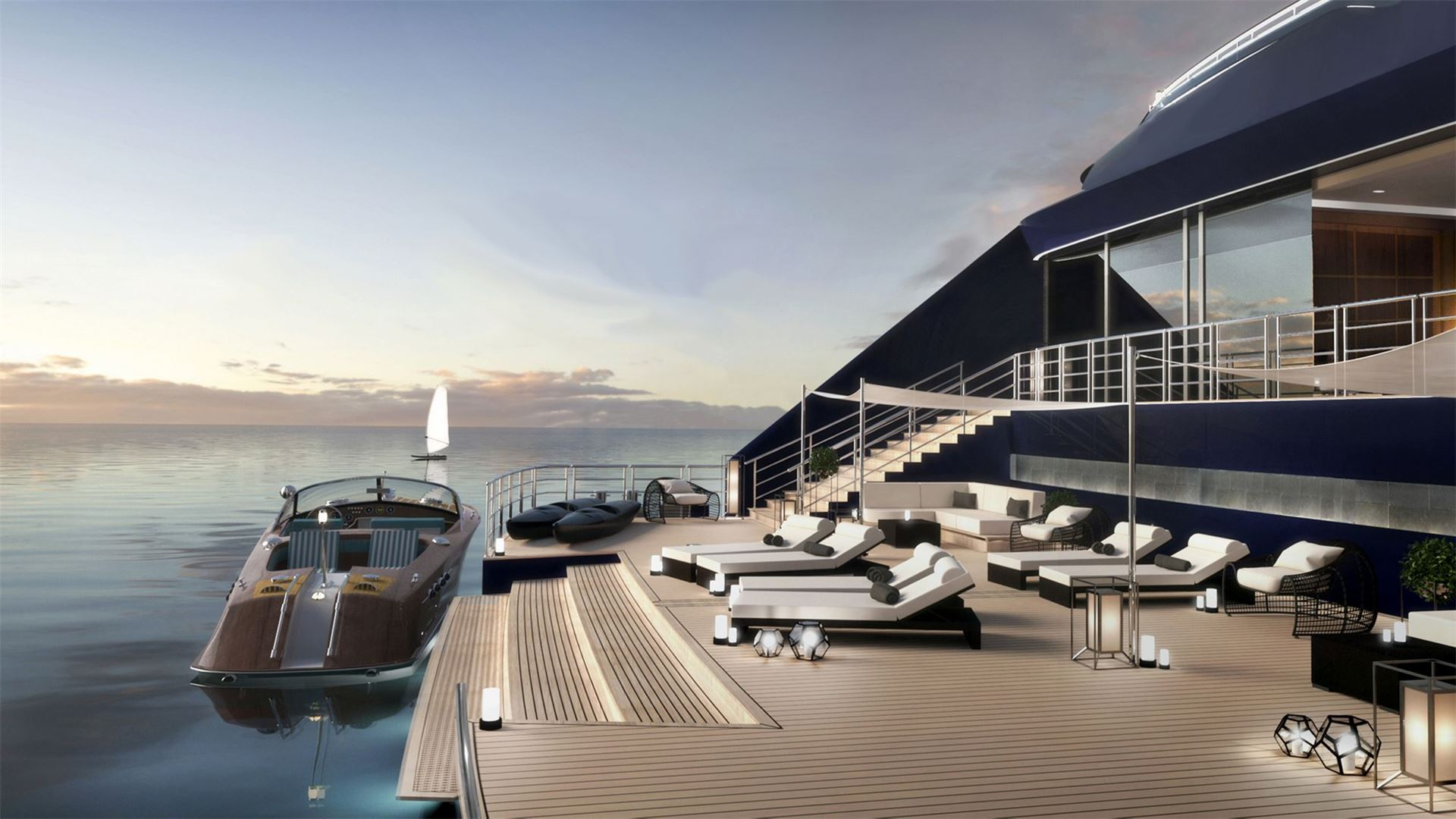 Ritz Carlton Yatch Collection Photo