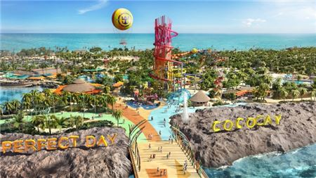 Royal Caribbean Takes First Guests to Perfect Day at CocoCay