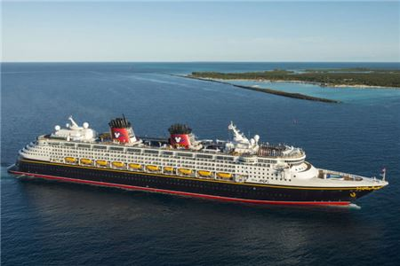 New Disney Cruise Line Ships Will Homeport in Port Canaveral