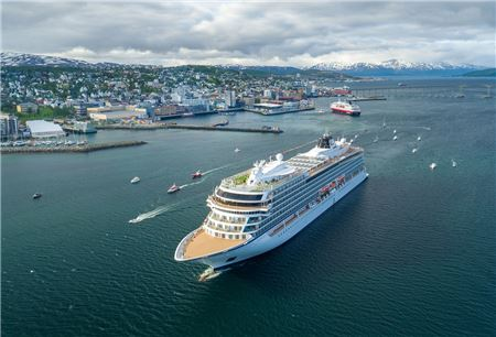 Viking Ocean Cruises to Expand Fleet to 10 Ships By 2023
