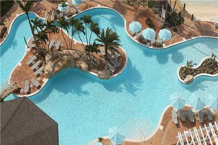 Bahamas' Warwick Resort Offers Agents Third Night Free