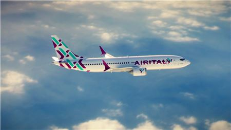 Italy's Meridiana Rebrands as Air Italy and Announces Major Expansion