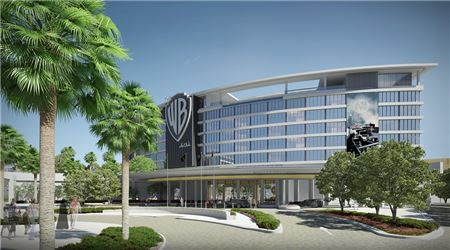 Warner Bros. Branded Hotel in the Works