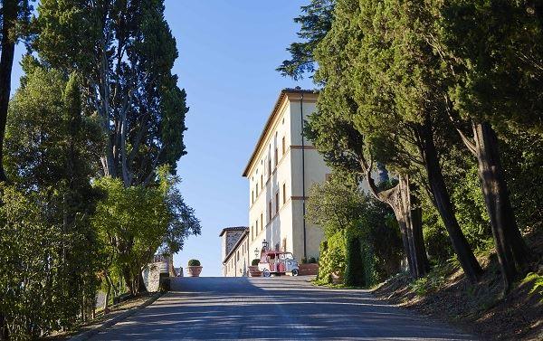 Belmond Luxury Hotel Tuscany