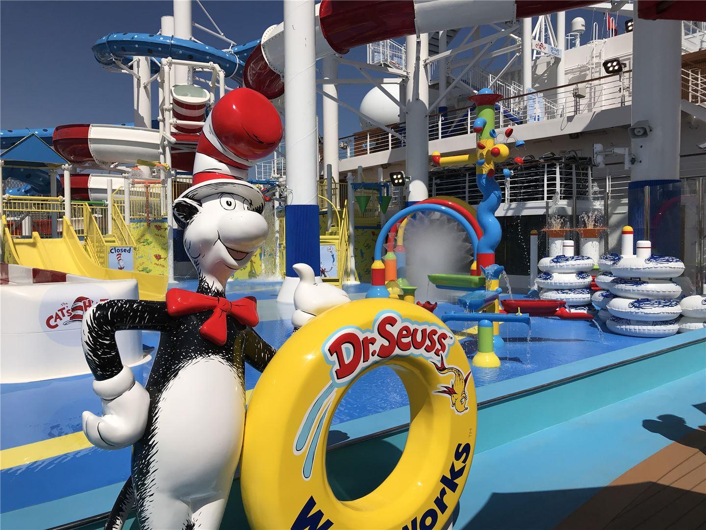 Carnival Horizon Dr. Seuss