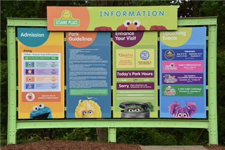 Sesame Place to Become First Autism-Certified Amusement Park