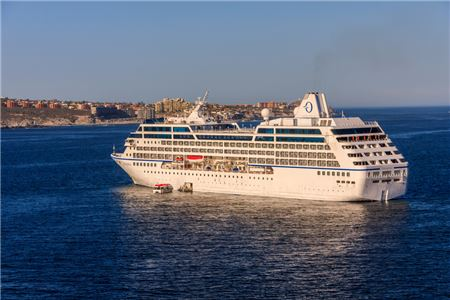 Oceania Insignia, Newly 'Reinspired,' Sets Sail on 180-Day World Cruise