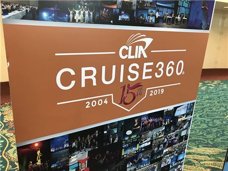 Travel Agents and Cruise Lines Look Ahead at CLIA Cruise 360