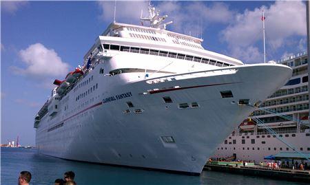 Carnival Cruise Line Extends Fantasy's Mobile Residency