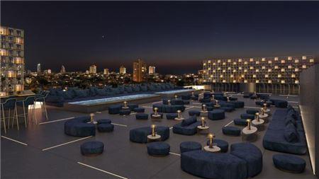 Soft September Opening for Brown Hotels' The Lighthouse in Tel Aviv