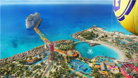 Royal Caribbean Reveals the Next Wave of Cruising