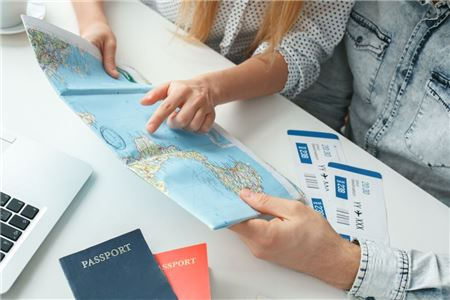 Stepping Onto the Path of Your Client's Travel Purchase