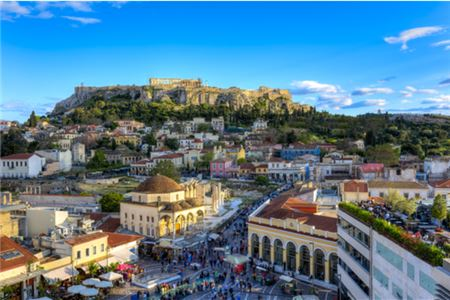 Greece to Begin Welcoming International Tourists June 15