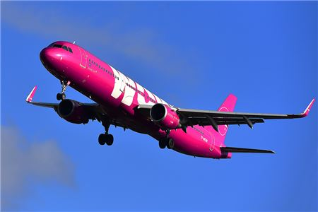 Wow Air Gets a Lifeline from Frontier Airlines