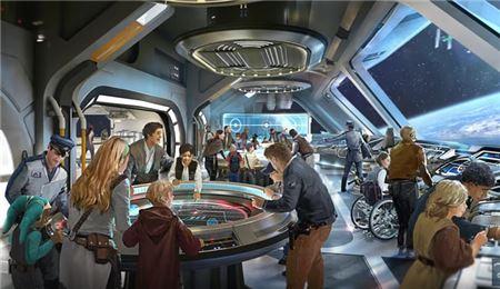 Disney Reveals Details of Star Wars Resort As It Raises Park Prices