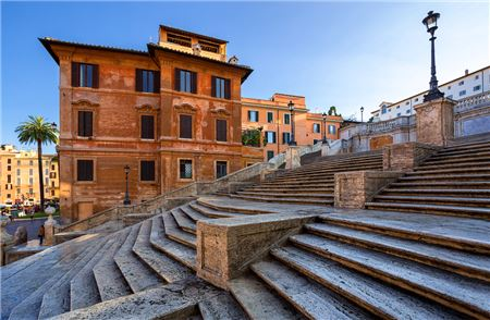 Rome Bans Tourists from Sitting on Spanish Steps
