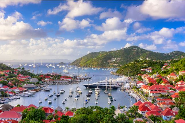 St. Barts Hotels Announce Re-Opening Dates