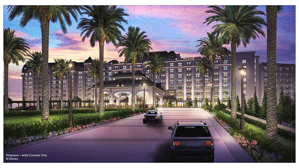 Disney Riviera Resort