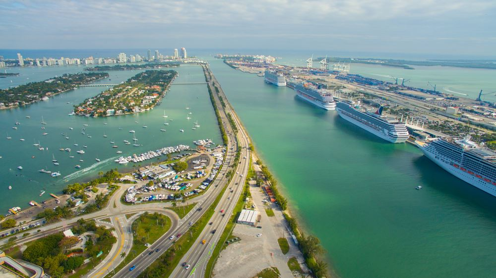 Cruise Lines Make Changes to Sailings as Hurricane Dorian Heads Toward Florida
