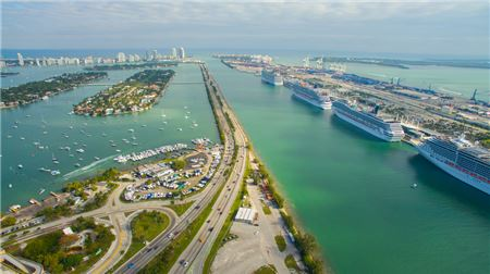 Cruise Lines Make Changes to Sailings as Hurricane Dorian Heads Toward Florida