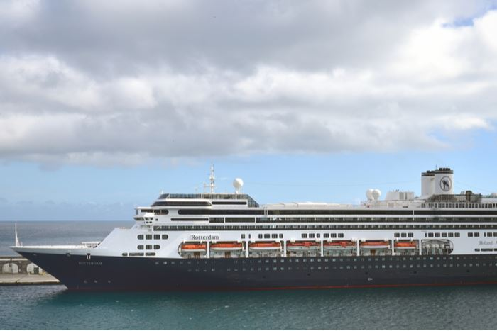 Holland America Line Cruise Suspension Extended by a Month