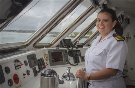 Celebrity Cruises To Sail Galapagos With First-Ever Female Captain