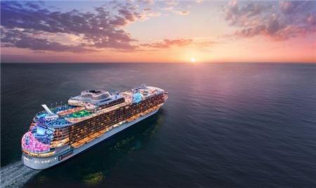 Royal Caribbean's New Oasis Class Ship Will Sail from China