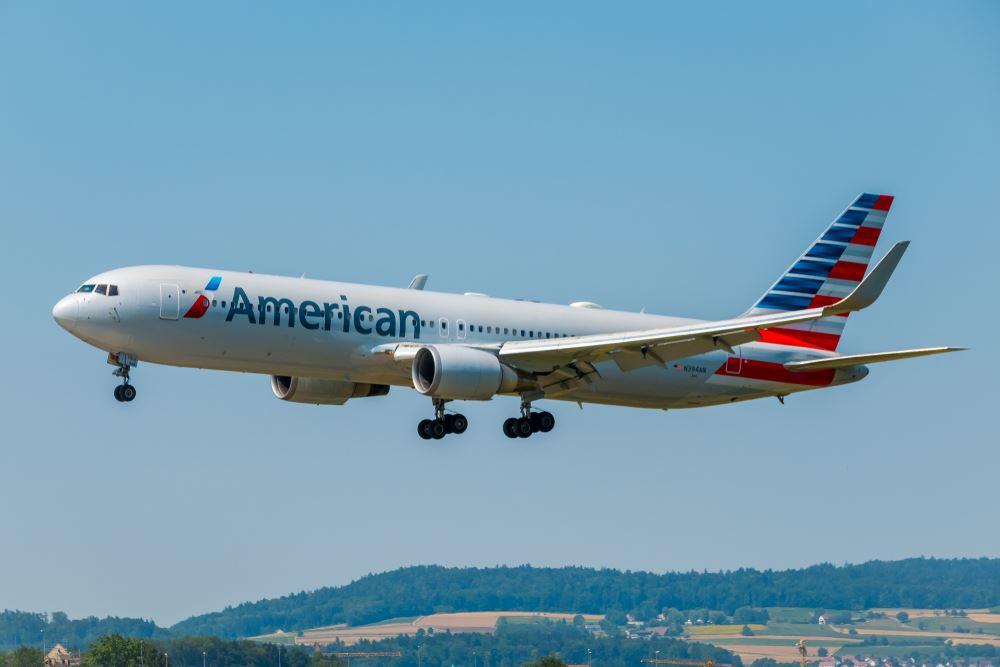 American Airlines bag fees.