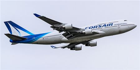 Corsair to Offer Nonstop Flights from Miami to Paris