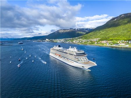 Viking Ocean Cruises to Build Six New Ships by 2027