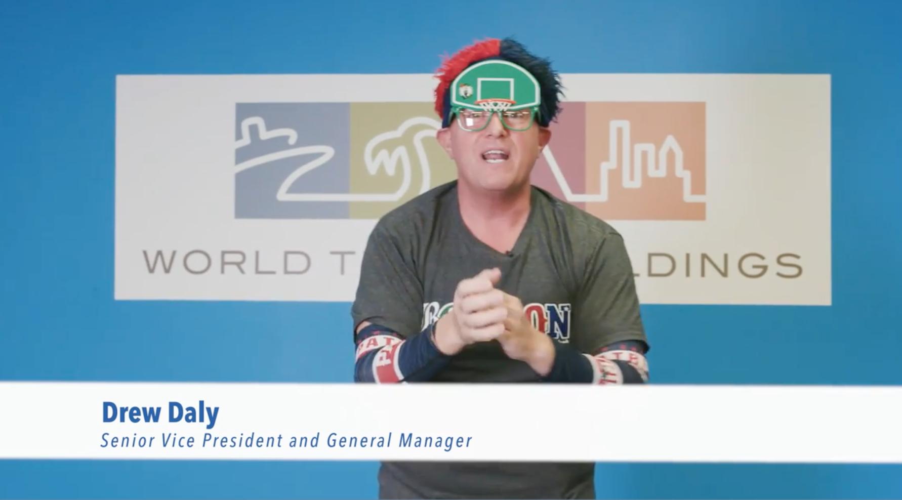 Drew Daly Vision 2020