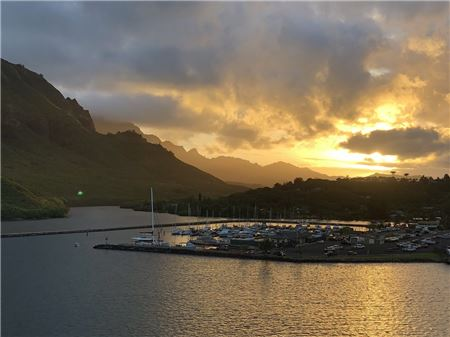 On Location: Sailing the Hawaiian Islands on NCL's Pride of America
