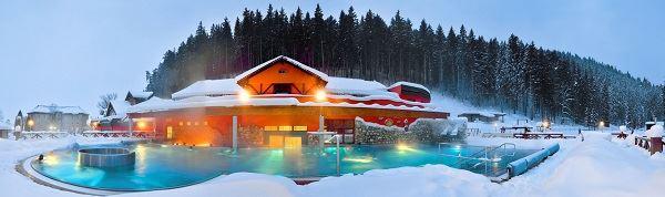 Slovakia Thermal Spring