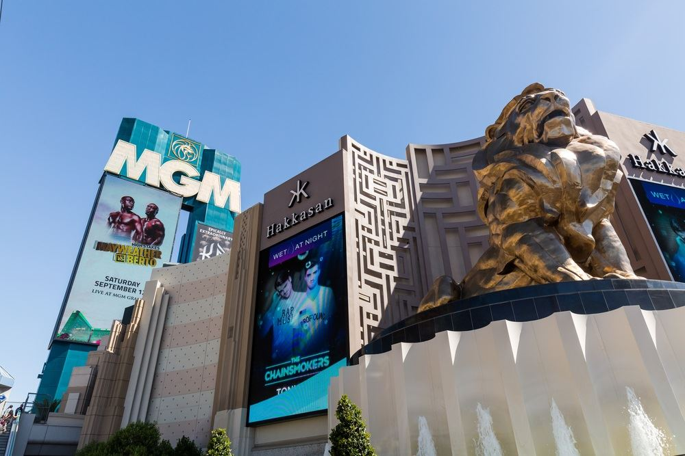 MGM Increases Some Las Vegas Resort Fees