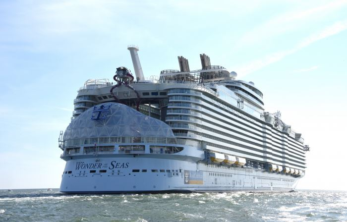 Royal's Wonder of the Seas to Debut in Caribbean, Features All-New Suite Neighborhood