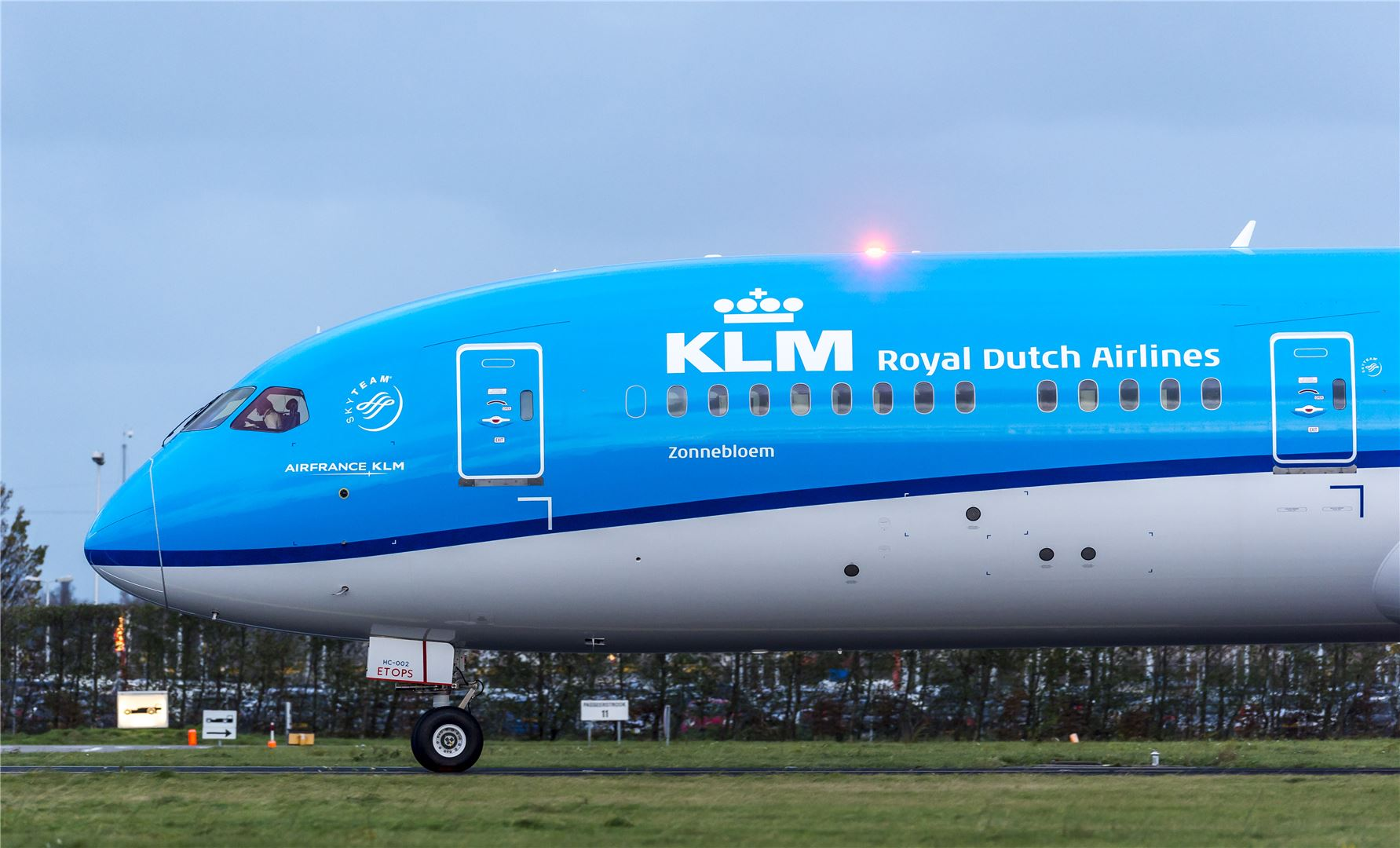 KLM Royal Dutch Airlines Adds Boston-Amsterdam Service