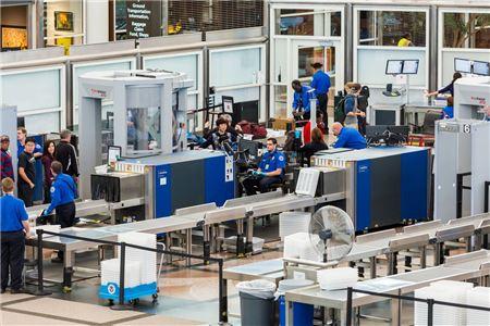 TSA Callouts Increasing as Government Shutdown Rolls On
