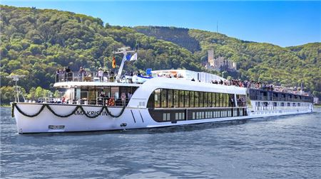 AmaWaterways Advertising on TV for First-Time Ever