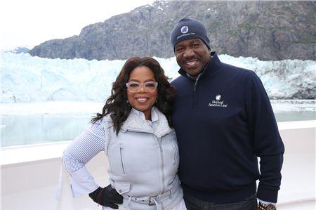 Oprah Theme Cruise Sails To Alaska