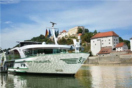 Tauck Debuts Redesigned Ships with Larger Cabins